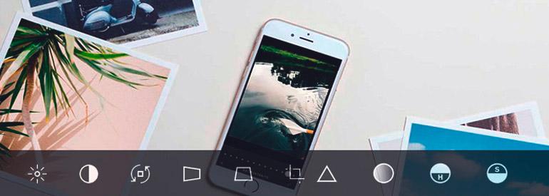 как обрабатывать фото для инстаграма