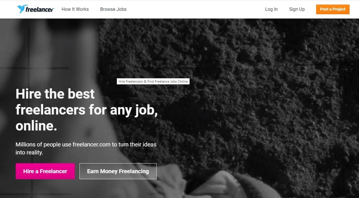 биржи фрилансеров для начинающих freelancer